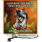 Audubon audiobook cover