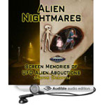 Alien Nightmares audiobook cover
